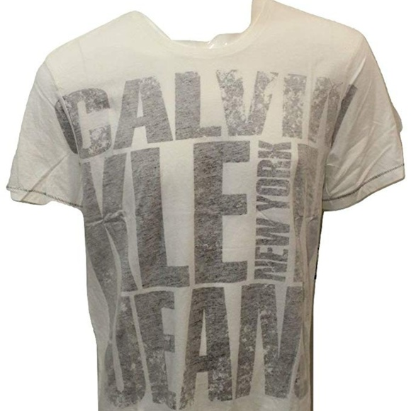 Calvin Klein Other - Calvin Klein Men's T-Shirt Crew Neck S-Sleeve NWT